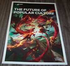 DRAGON HUNTERS Michalivan NEW YORK COMIC CON EXCLUSIVE POSTER DEVIANT ART PRINT