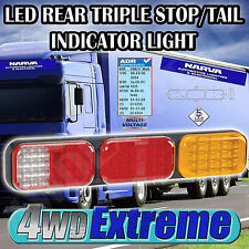 NARVA 94172 LED TRUCK COMBINATION REAR TAIL LIGHTS STOP INDICATOR TRAILER NEW