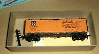 Athearn 5022 HO Scale SFRD 36063 ATSF Santa Fe Map 40' Reefer,The Chief...West