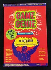 Super Nintendo Game Genie **SNES**USED**