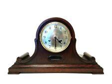 Schöne antike Junghans Kaminuhr Tischuhr Pendule Clock Uhr Pendeluhr um 1920