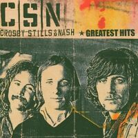 "STILLS & NASH CROSBY ""GREATEST HITS"" CD NEUWARE!!!!!!!!"