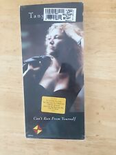 RARE New And Sealed CD In Longbox Tanya Tucker Can't Run From Yourself W/Hype Sk
