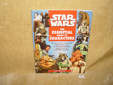 STAR WARS - THE ESSENTIAL GUIDE TO CHARACTERS - ANDY MANGELS - BOXTREE - USEFUL