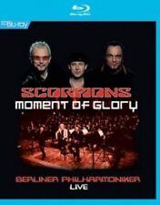SCORPIONS/BERLINER PHILHARMONIKER -MOMENT OF GLORY LIVE BLU-RAY POP KONZERT NEU