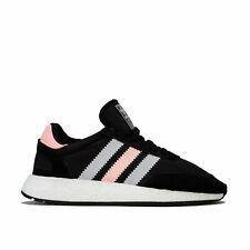 Zapatillas Para Mujer Adidas Originals I-5923 en Negro/naranja claro de núcleo