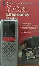 Cobra Model 39 Plus S.O.S. Emergency 40 Channel Radio-Vintage