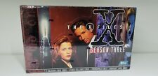 X-Files Season 3 Trading Card Box 1996