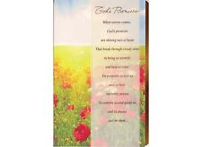 American Greetings Sympathy Card: Praying For His Healing & To Bring You Peace