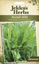 Johnsons - Jekka's Herbs - Pictorial Pack - Rocket Wild - 800 Seeds