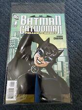 BATMAN & CATWOMAN: FOLLOW THE MONEY #1 BY HOWARD CHAYKIN (9.2)