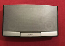 Bose SoundDock Portable Docking Station Only. No. Accessories.