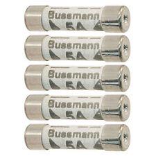Cooper Bussmann Industrial Cartridge Fuses