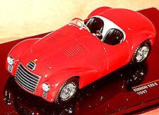 Ferrari 125S Roadster 1947 Rojo Rojo 1:43 IXO fer049
