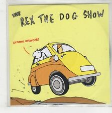 (GQ567) The Rex The Dog Show, 14 track album - DJ CD
