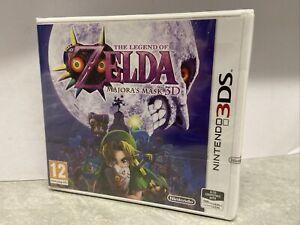 The Legend of Zelda: Majora's Mask 3D (Nintendo 3DS, 2015) New Sealed