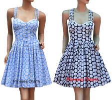 Linen Retro Dresses for Women