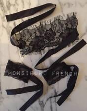 BLINDFOLD Handcuffs SET Sexy LACE & SATIN Fancy Dress BONDAGE 50 FIFTY SHADES K