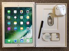Un #GRADE # Apple iPad Air 2 16 GB Wi-Fi + 4G (sblocca), Oro, Finger Touch ID.