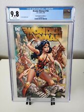 Wonder Woman #750 J Scott Campbell Exclusive Cover A Variant CGC 9.8
