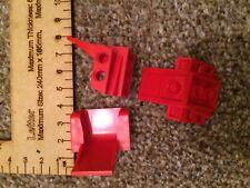 Silla De Lego Technic Rojo Accesorios Free UK Post más barato en eBay