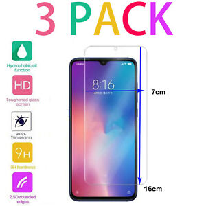 3 Pack Gorilla Tempered Glass Screen Protector for Xiaomi Poco X3 /NFC/Pro Cover