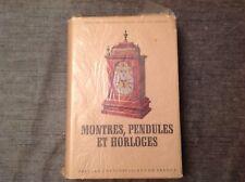 Montres, Horloges Et Pendules  1964 Ernst Von Bassermann-Jordan