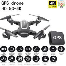 Drone Foldable cuadricóptero GPS Wi-fi FPV 2.4G-1080P/5G-4K Gran Angular Cámara drone