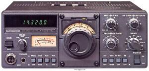 KENWOOD TS-130S/V VFO-120 AT-130 HF SSBTRANSCEIVER RADIO SERVICE REPAIR MANUAL