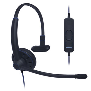 Everyday Monaural Noise Cancelling USB Headset