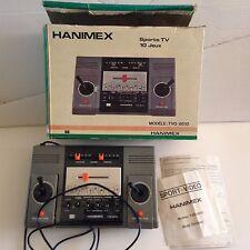 CONSOLE HANIMEX TVG-8610 // VINTAGE