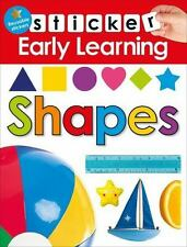 Sticker Early Learning: Shapes: By Roger Priddy