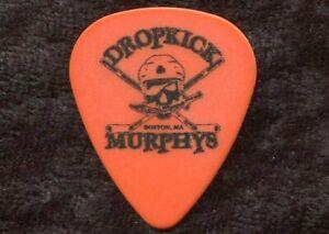 DROPKICK MURPHYS 2005 Code Tour Guitar Pick!!! JAMES LYNCH custom concert stage