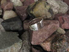 Scrolled Tip Antique Spoon Ring R284 Size 7.5