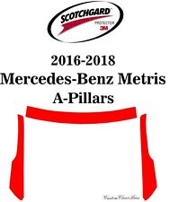 3M Scotchgard Paint Protection Film Clear 2016 2017 2018 Mercedes Benz Metris