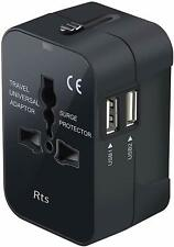 New Universal All in One Worldwide Travel Charger Wall AC Power Plug Adapter