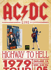 The loyal Subjects - Bst Axn Angus Young - AC/Dc Highway To Hell Tour Figura Neu