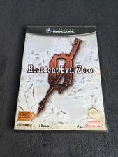 Jeu Nintendo Game Cube Resident Evil 0 CD état neuf et Fonctionnel