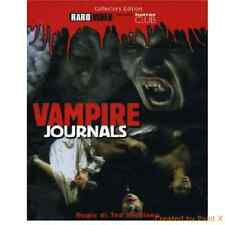 Ted Nicolaou-Vampire Journals-NEW DVD