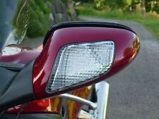 clear LED front indicators signals Honda CBR 1100 XX Blackbird SC35 with DRL