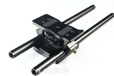 Lanparte Tripod Mount Quick Release Baseplate + Rods Kit For 15mm Rails DSLR Rig