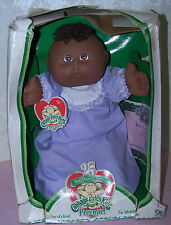 2008 CABBAGE PATCH KIDS DOLL 25th anniversary - AFRICAN AMERICAN in box
