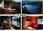 """CP 63 PUY-DE-DÔME - Besse-en-Chandesse - Hôtel-Restaurant """"Le Pavin"""""""
