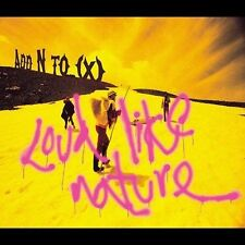 Loud Like Nature * by Add N to (X) (CD, Oct-2002, Mute) PROMO
