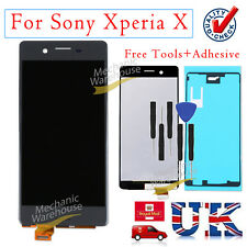For Sony Xperia X LCD Screen (2016) Black F5121 Touch Digitizer Display Assembly
