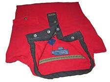 Polo Ralph Lauren Outdoors Field Guide Red Black Shirt Jacket Coat 3XL 3XLT