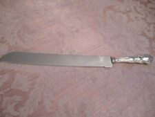 Vintage Sheffield Silver Plate/Stainless Steel Carving Knife