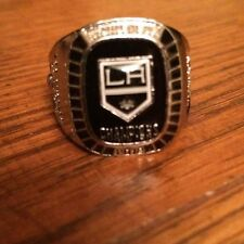 Molson Canadian stanley cup Los Angeles Kings 2012 Championship Ring.