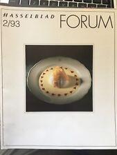 Hasselblad Forum Magazine -  1993 Volume 2 Roll Film