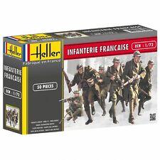 HEL49602 - Heller 1:72 - Infanterie Francaise (French Infantry)